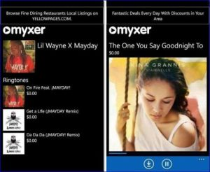 Myxer Ringtone Maker